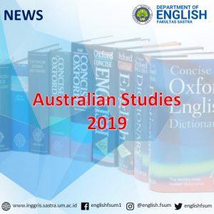 Australian Studies 2019