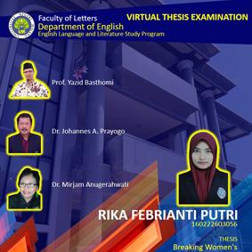 Virtual Thesis Examination Rika Febrianti Putri