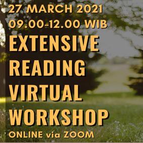 Extensive Reading Virtual Workshop