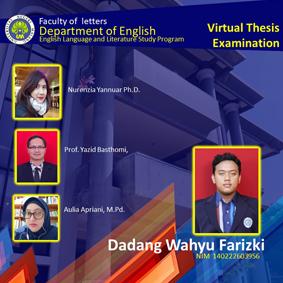 Virtual Thesis Examination Dadang Wahyu Farizki