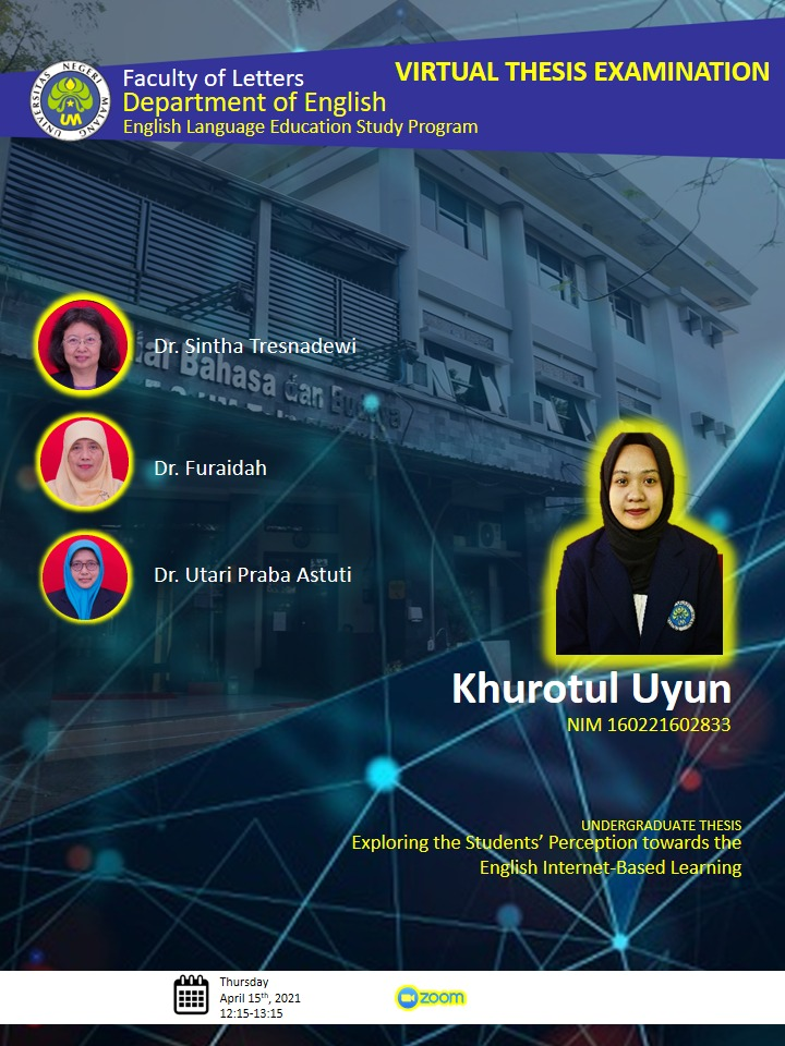 Virtual Thesis Exam Khurotul Uyun
