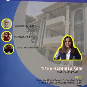 Virtual Thesis Examination TISHA NADHILLA SARI