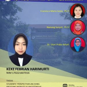 Virtual Thesis Exam KEKE FEBRIAN HARIMURTI